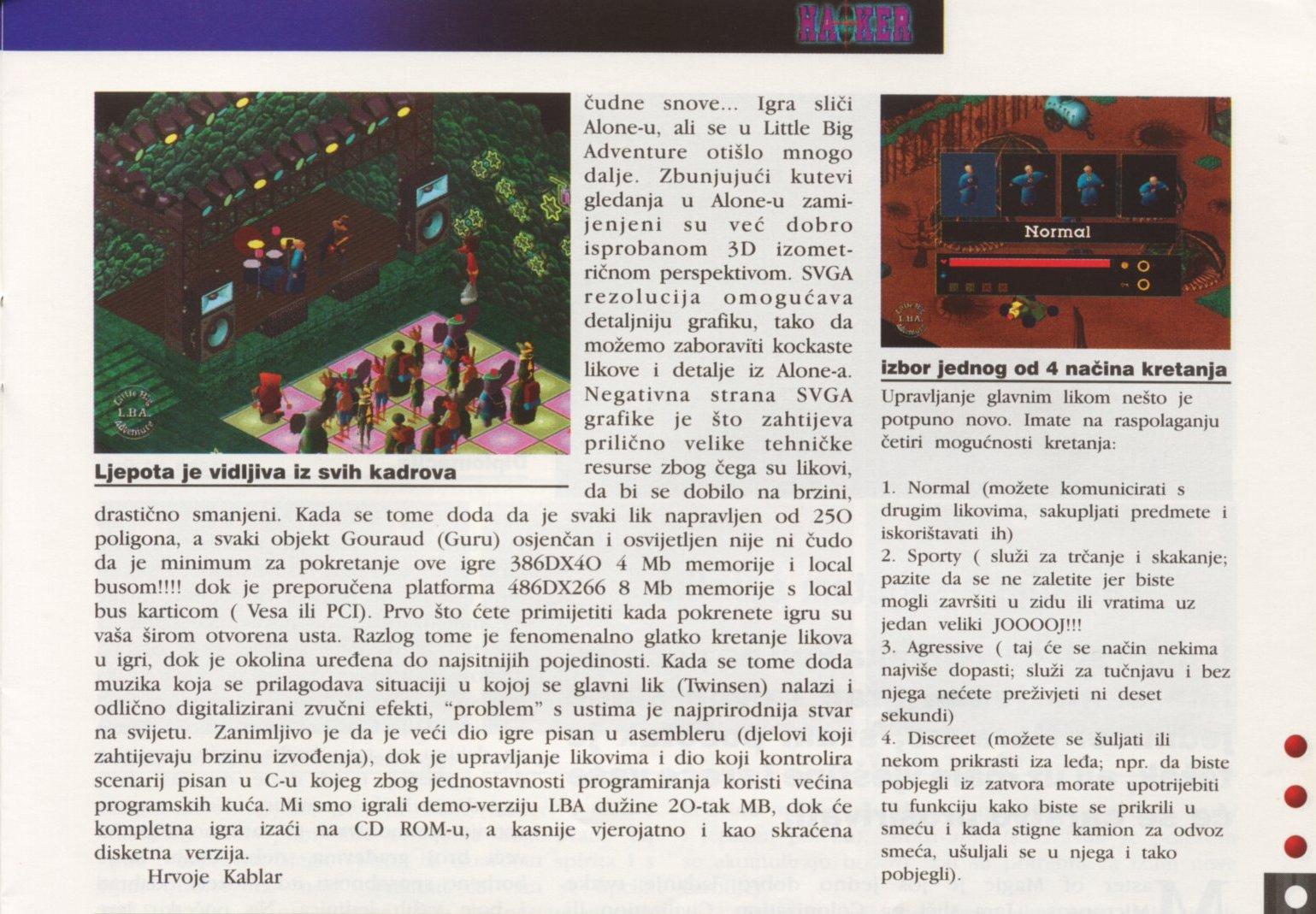 Hacker LBA1 Preview 1995-01 [2]