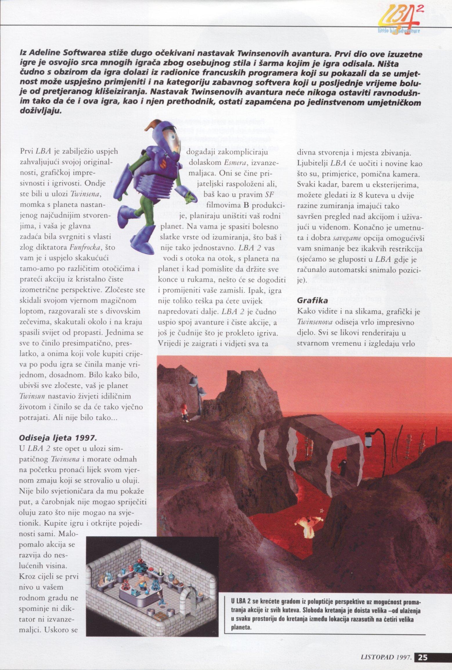 Hacker LBA2 Review 1997-10 [2]