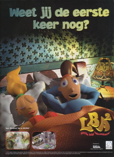 A Dutch magazine ad