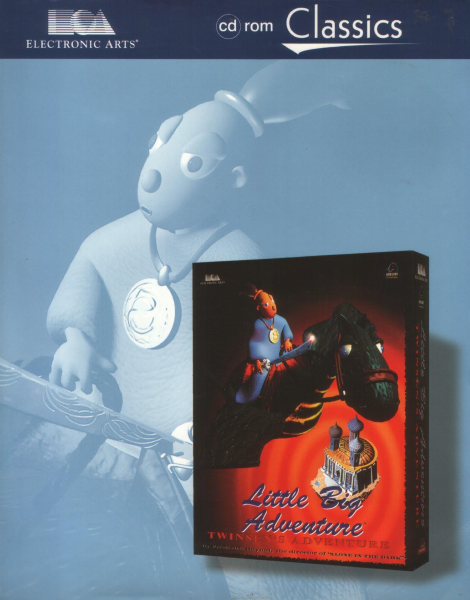 EA Classics Edition Front