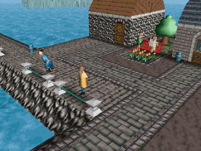 Citadel Island Harbor