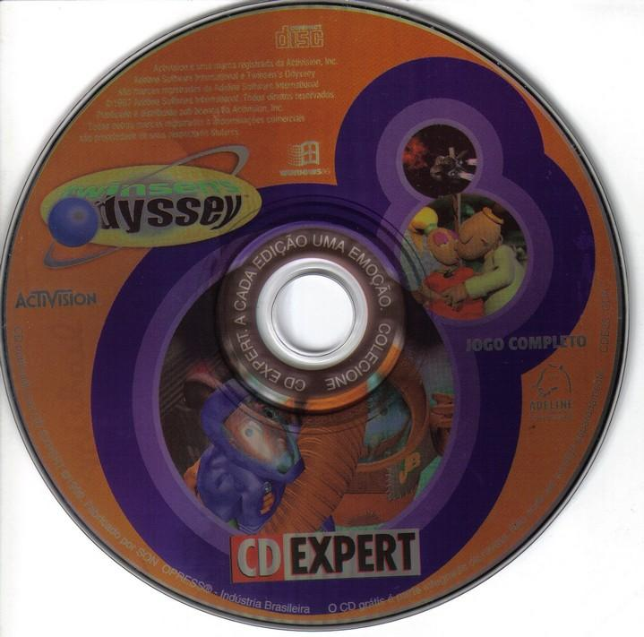 CD Gamer issue 25 - CD Rom