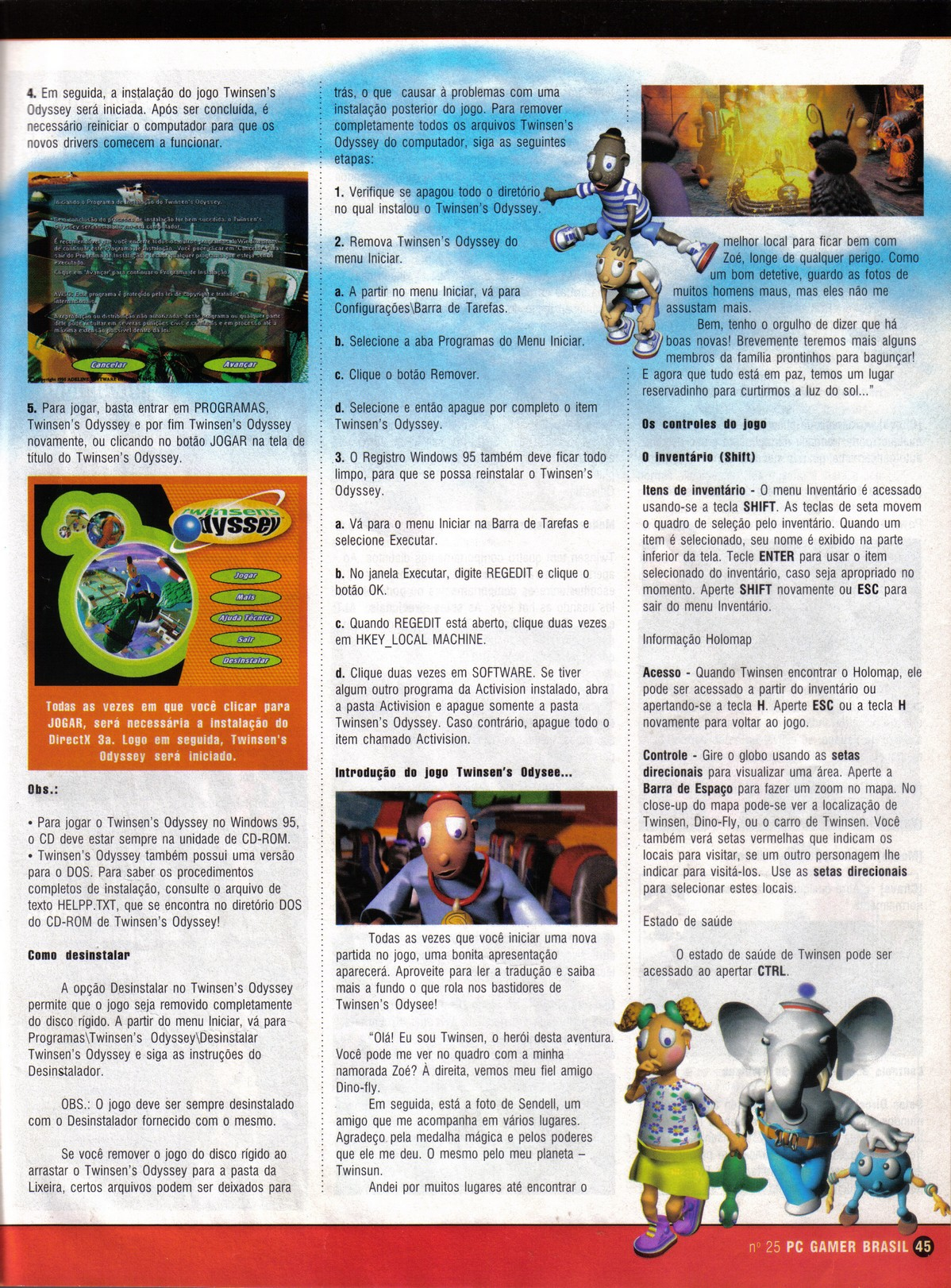 CD Gamer issue 25 - page 2