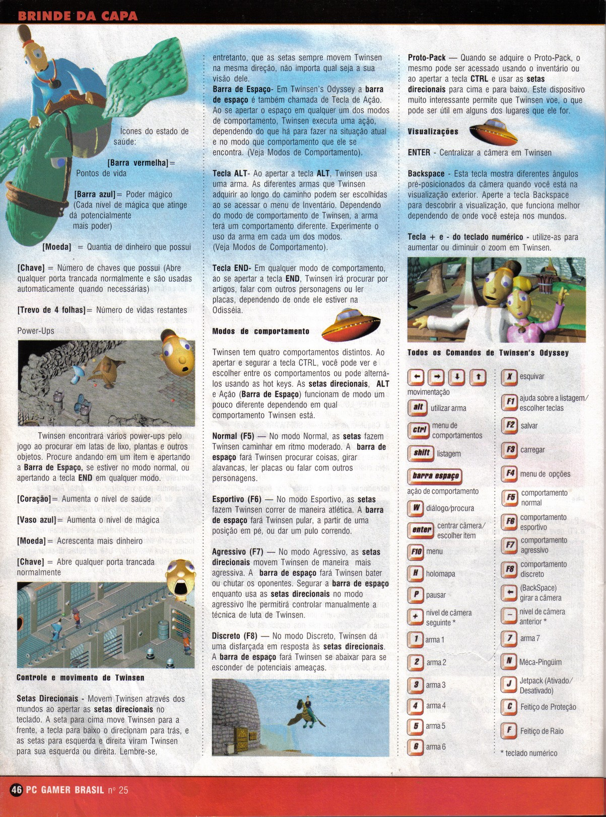 CD Gamer issue 25 - page 3