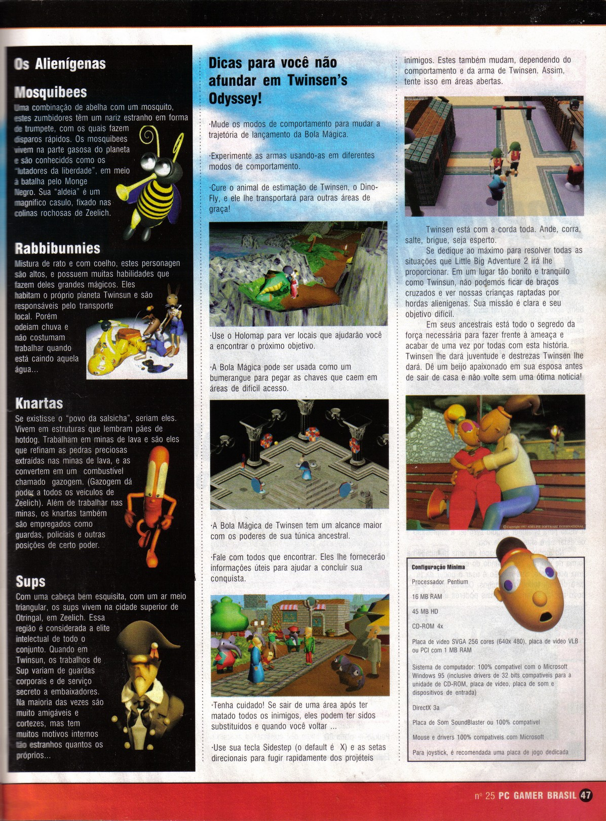 CD Gamer issue 25 - page 4