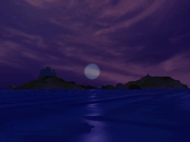 Islands LBA1 preview version